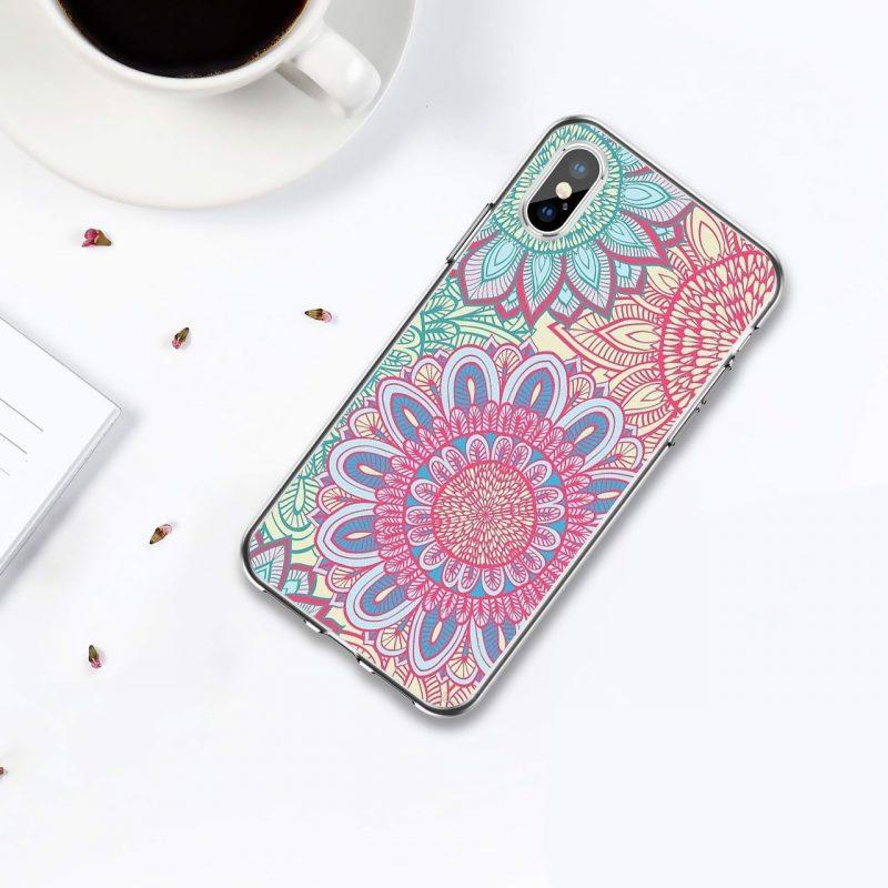 iphone case wholesale-mandala print