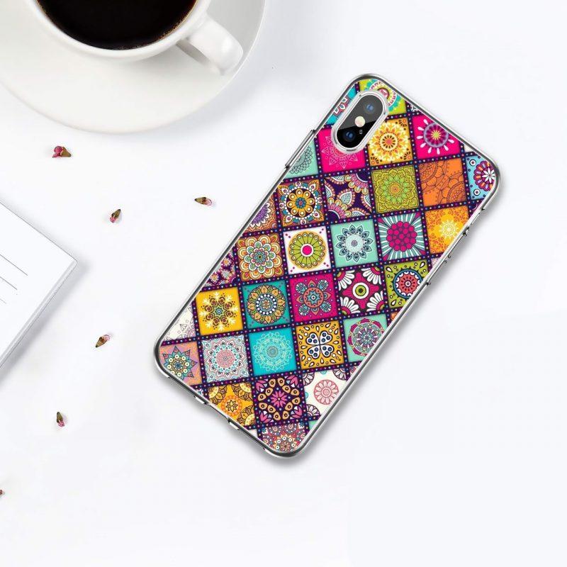 wholesale phone case - fashion mandala pattern