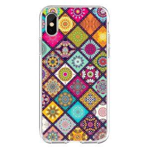 phone case manufacturer- iphone case in mandala print