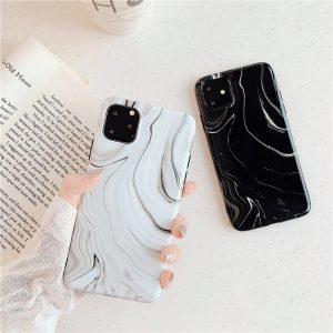 white marble iphone 11 case wholesale