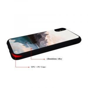 TPU + PC iphone case wholesale