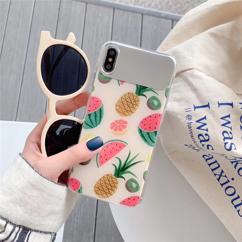 wholesale iphone x case-with mirror