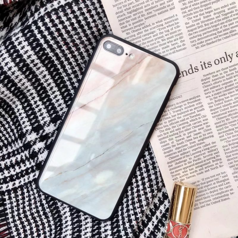 marble print iphone X case wholesale