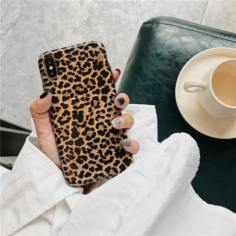 wholesale leopard iphone case