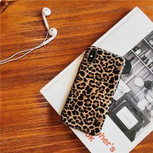 wholesale leopard iphoen case