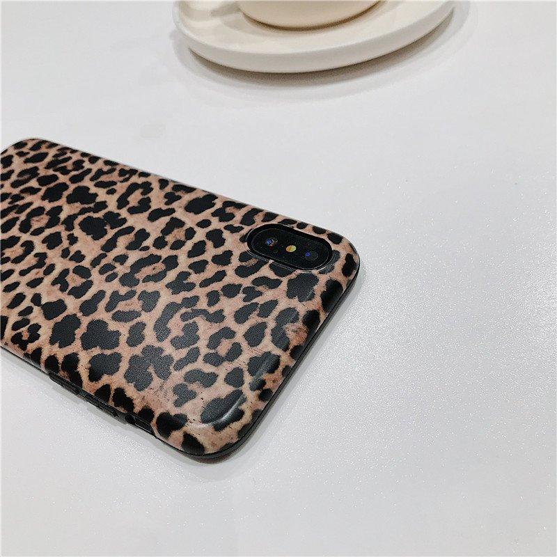 wholesale leopard iphone x case