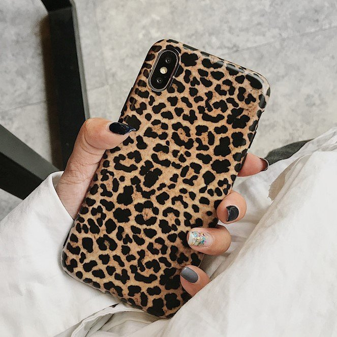 wholesale fashion iphone case in leopard