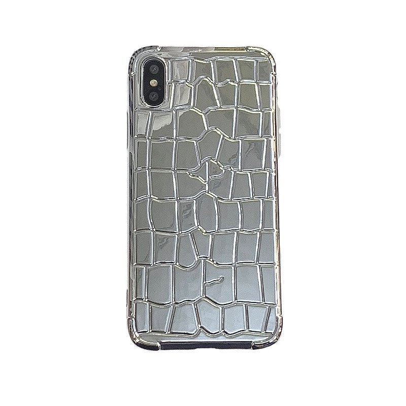 iphone case with mosaic mirror