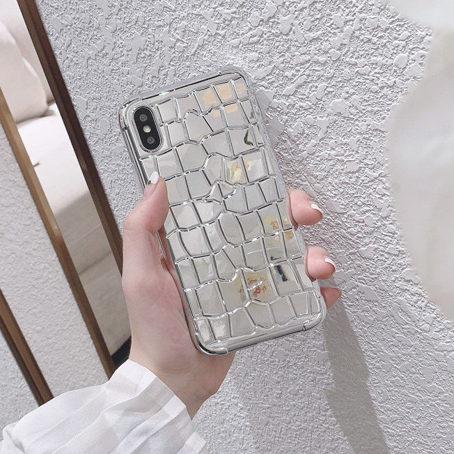 iphone case with mosaic mirror-wholesale