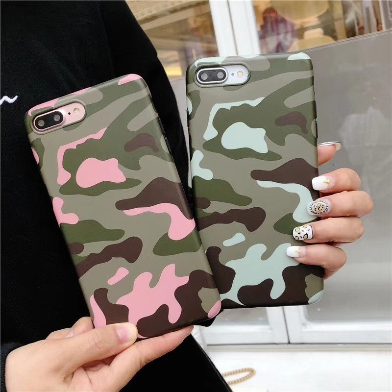 wholesale iphone case in camouflage pattern