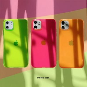 wholesale iphone case in neon color