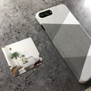 wholesale phone case - check pattern