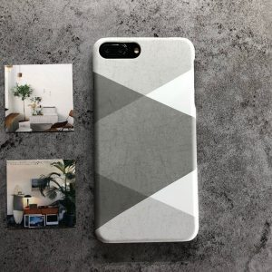 wholesale iphone case in check pattern