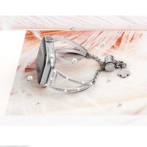 wholesale apple watch band, bracelet style