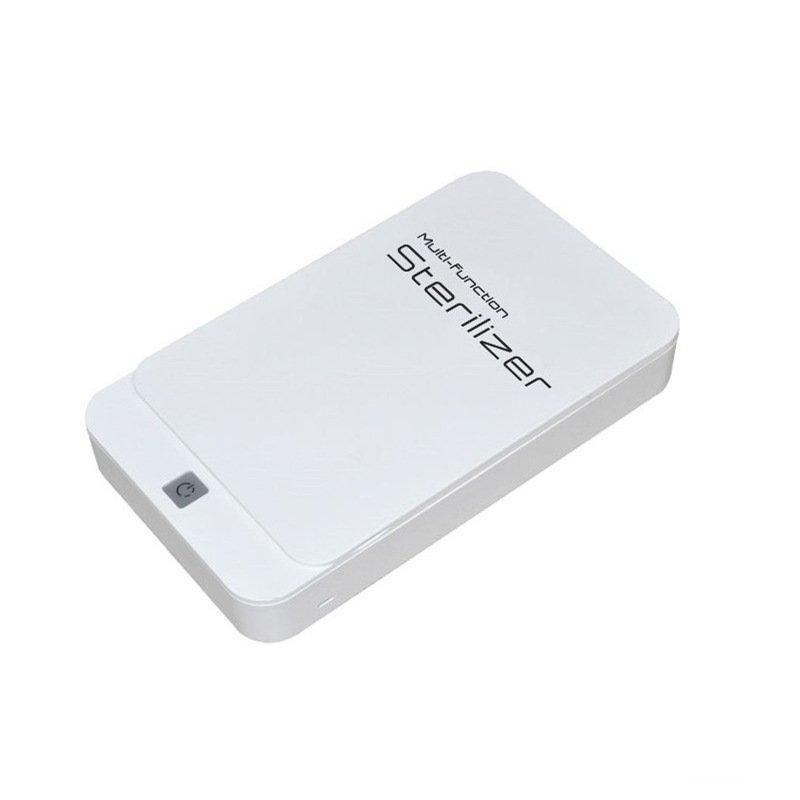 white uv phone sterilizer