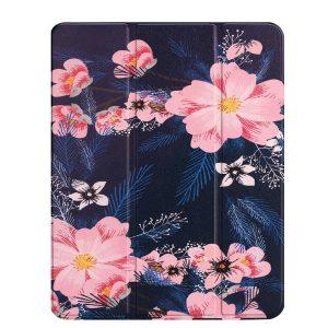 custom ipad case - pro 11 in floral pattern