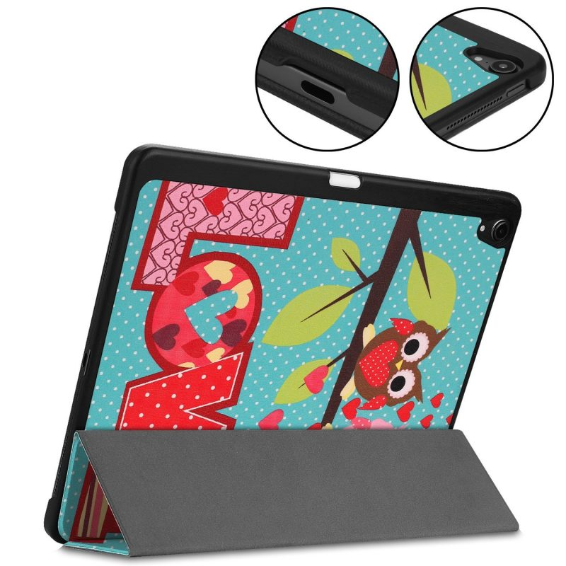 custom ipad case - trifold
