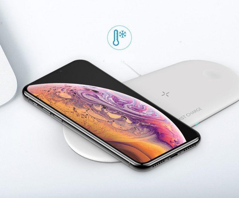 custom wireless charger pad