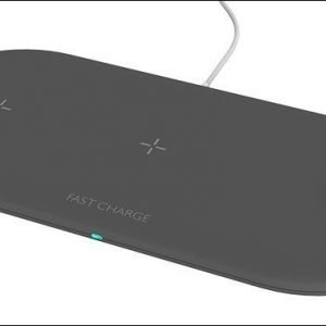wholesale & custom wireless charger pad, black