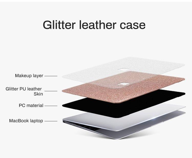 macbook case wholesale, rosegold