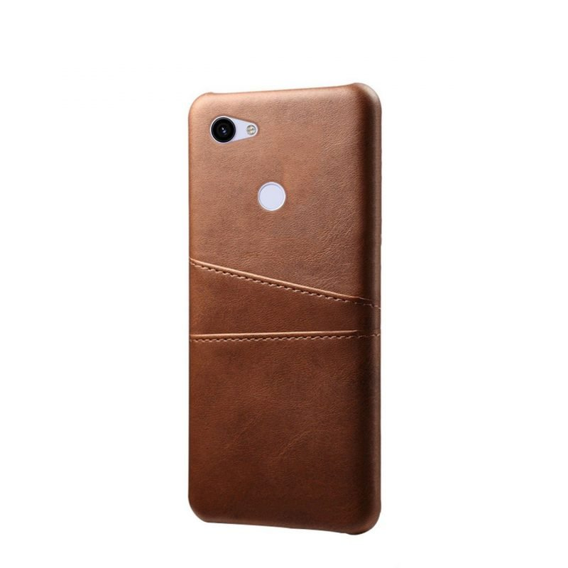 best seller google pixel 3a xl phone case leather