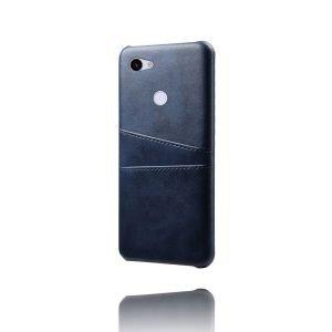 google pixel 3a xl case grey leather