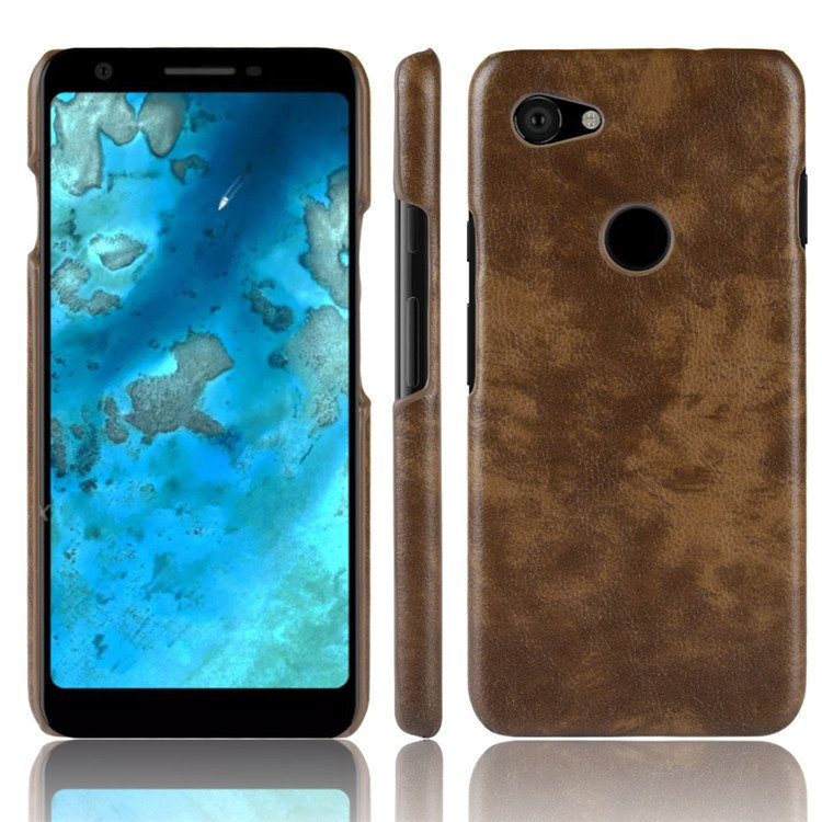 google pixel 3a / xl leather case