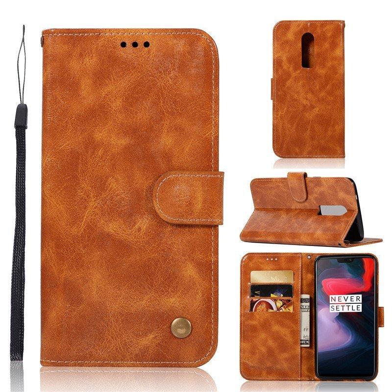 oneplus 6 / 7 wallet case