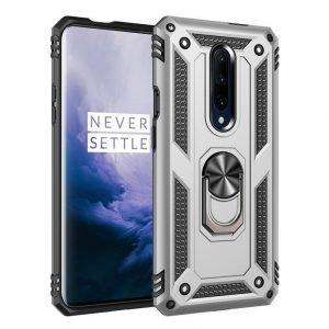 silver oneplus 7 pro case