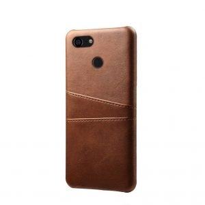 google pixel 3 phone case leather wholesale