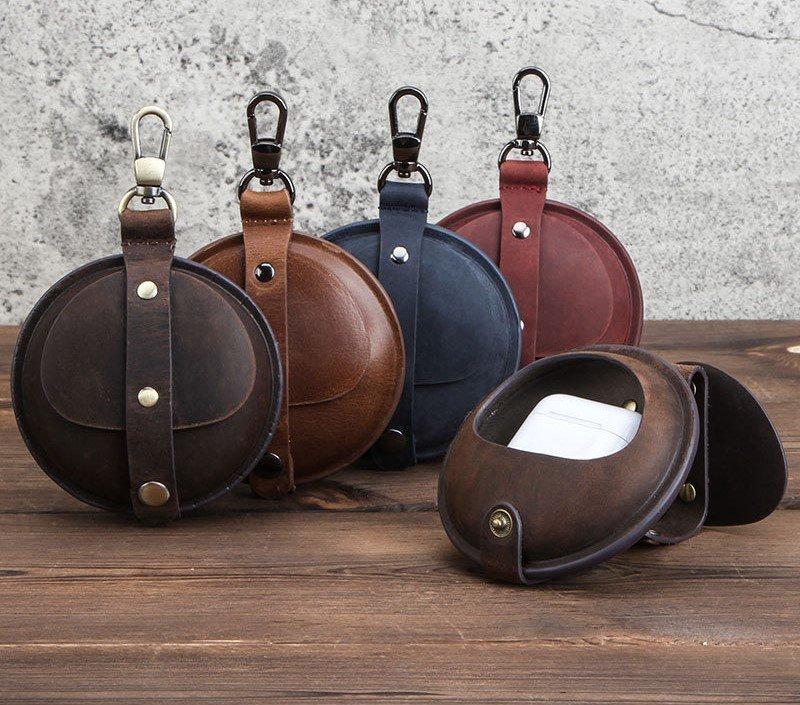 wholesale leather airpods pro case-lovingcase