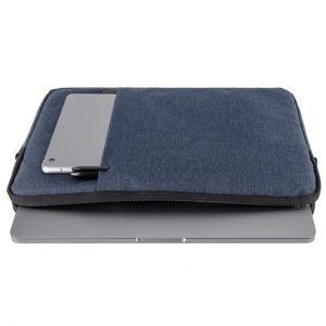wholesale laptop sleeves - navy