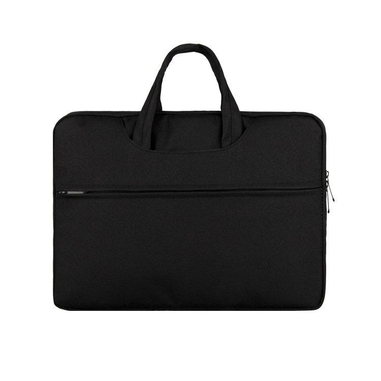 wholesale laptop bags - fabric black