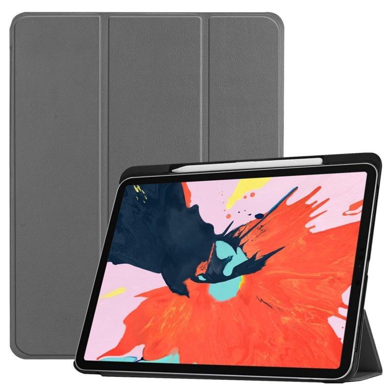 folio ipad case - grey - wholesale