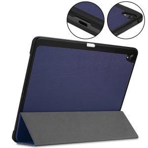 smart ipad case wholesale - navy