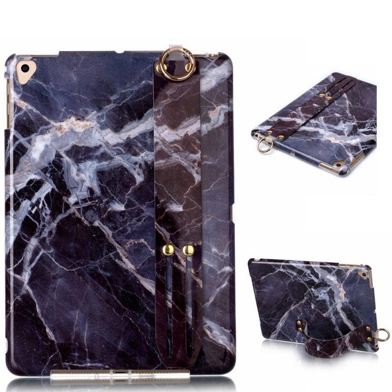 wholesale marble ipad case with grip