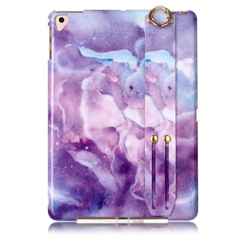 wholesale ipad case with grip band & stand