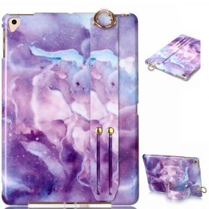 wholesale ipad case with grip - purple