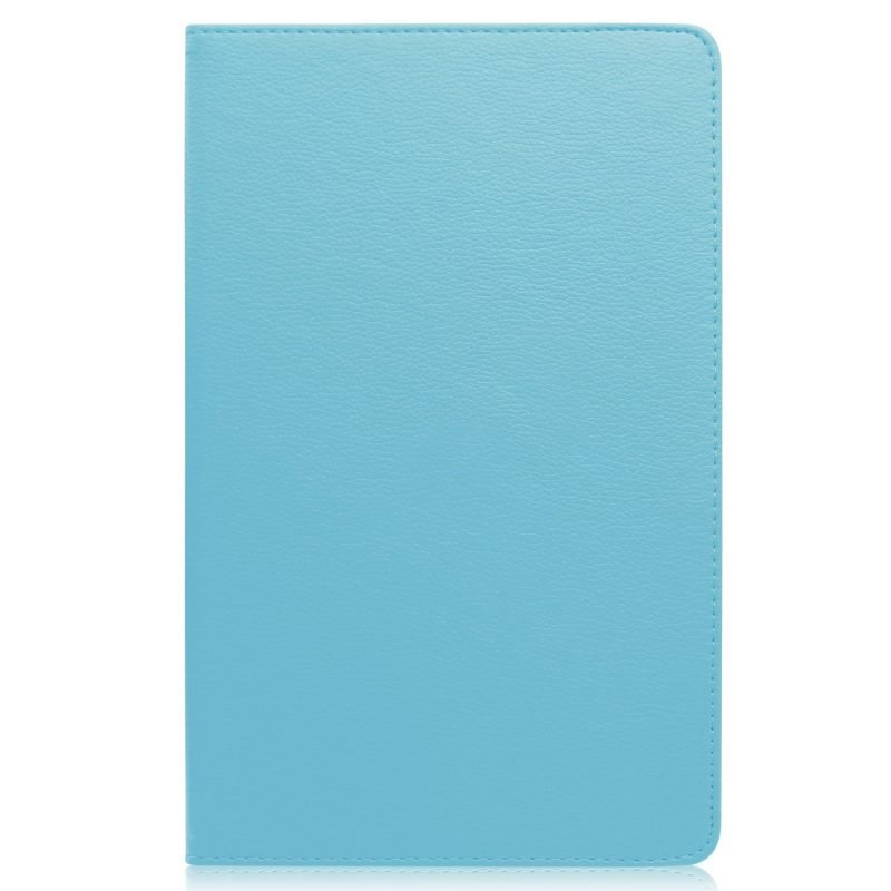 blue leather - samsung tablet- tab 10.1