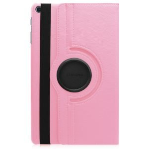 galaxy Tab A leather case - pink