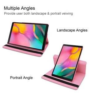 wholesale pink case for galaxy tablet 10.1