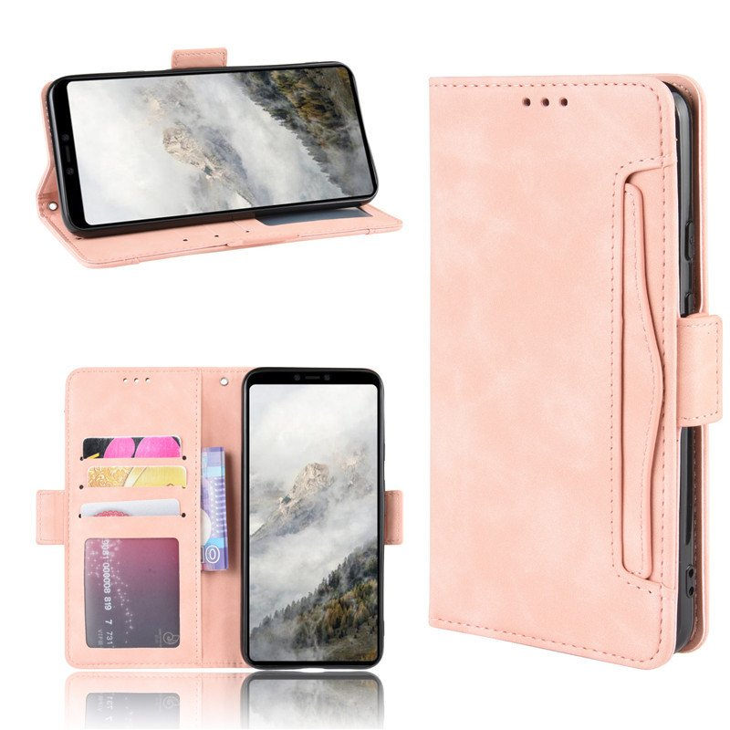 wallet case for pixel 4, leather