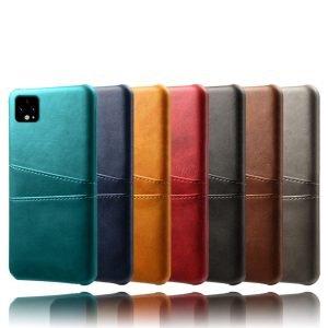 google pixel 4 case wholesale, leather