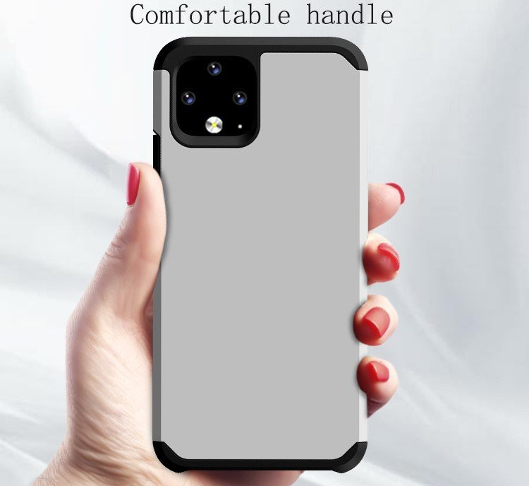 wholesale google pixel phone cases-grey