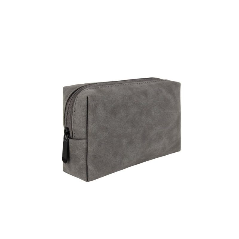 laptop bag pouch for mouse & power - grey