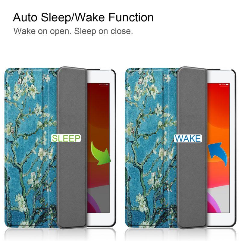 "wholesale ipad 10.2"" case-smart case"