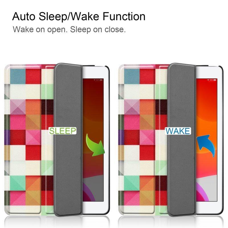 wholesale smart ipad case-auto wakeup