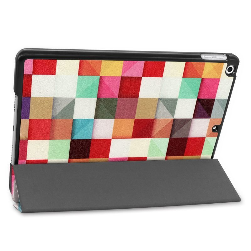 fashion ipad case-wholesale-check pattern