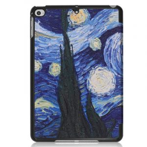 folio ipad mini cover - wholesale-starry night