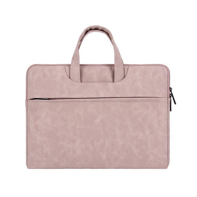 wholesale laptop bag for women - pink